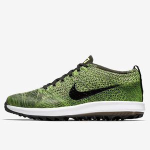 Nike Flyknit Racer G Mens Golf Shoes Size 10